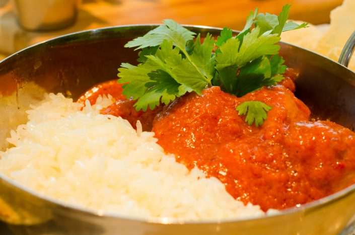 Food Dish - Butter Chicken